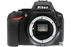 image of the Nikon D5500 digital camera