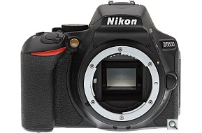 image of the Nikon D5600 digital camera