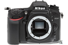 image of the Nikon D7200 digital camera