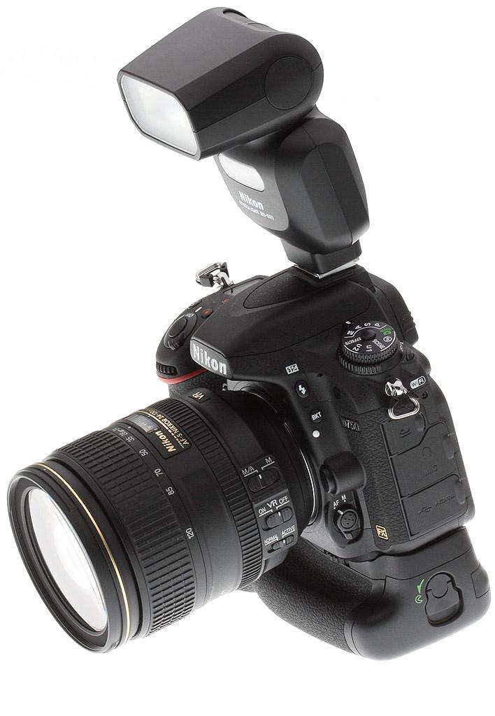 Nikon d750 review field test part ii for Flash nikon sb 500
