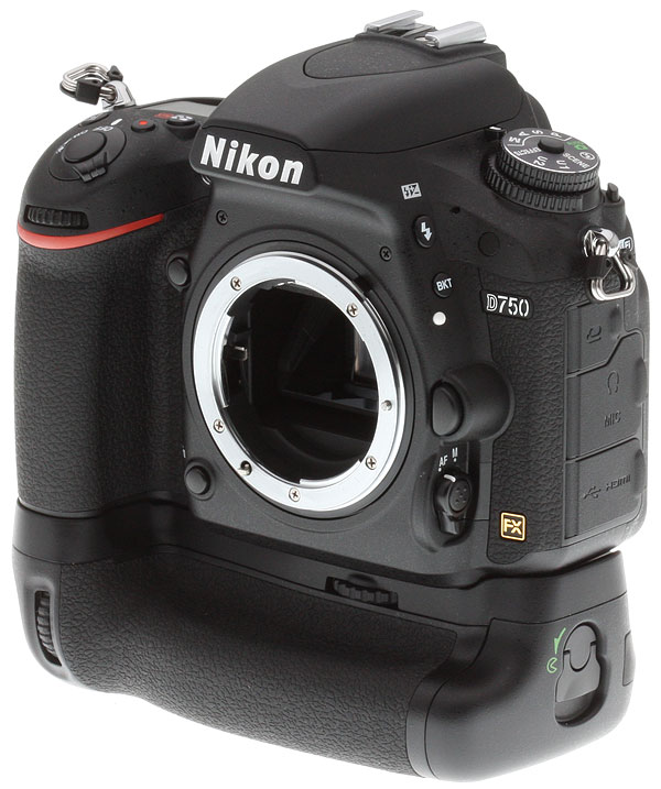 nikon d750 review tech info