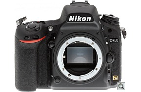 image of the Nikon D750 digital camera