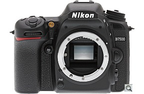 image of the Nikon D7500 digital camera