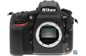image of the Nikon D810 digital camera