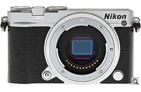 image of the Nikon J5 digital camera