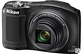 image of Nikon Coolpix L620