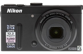 image of Nikon Coolpix P330