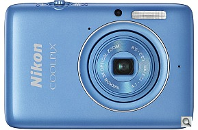 image of Nikon Coolpix S02