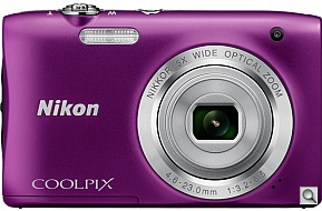 image of Nikon Coolpix S2900
