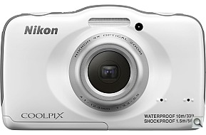 image of Nikon Coolpix S32