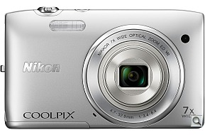 image of Nikon Coolpix S3500