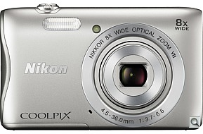 image of Nikon Coolpix S3700