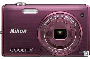 image of Nikon Coolpix S5200