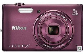 image of Nikon Coolpix S5300