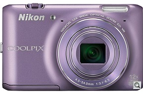image of Nikon Coolpix S6400