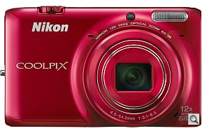 image of Nikon Coolpix S6500