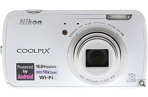image of Nikon Coolpix S800c