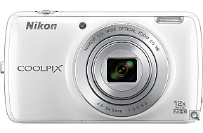 image of Nikon Coolpix S810c