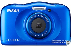 image of Nikon Coolpix W100