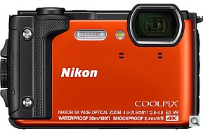 image of Nikon Coolpix W300