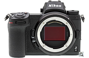 image of the Nikon Z6 digital camera