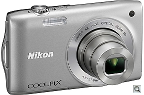 image of Nikon Coolpix S3300