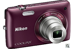 image of Nikon Coolpix S4300