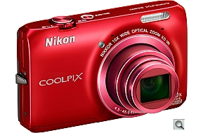 image of Nikon Coolpix S6300