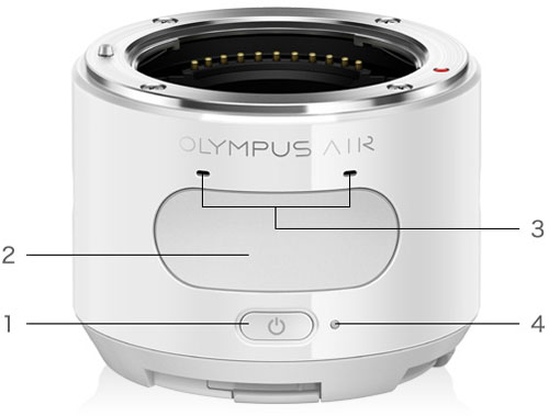 Olympus AIR A01 Review -- Product image