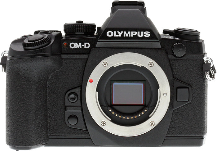 Olympus E-M1 Review