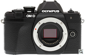 image of the Olympus OM-D E-M10 III digital camera