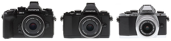 Olympus E-M10 Review - Vs E-M1 & E-M5