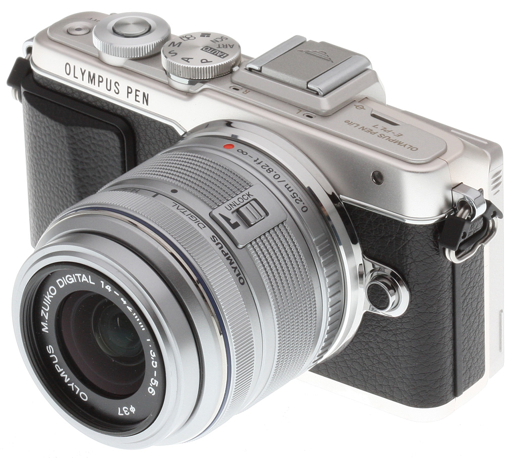 Olympus E Pl7 Review