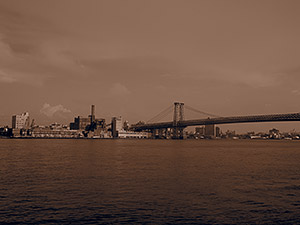 Olympus E-P5 Review - Sepia filter