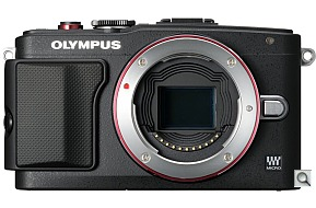 image of Olympus PEN E-PL6