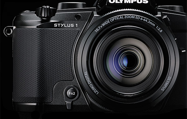 Olympus Stylus 1 Review --  Fn2