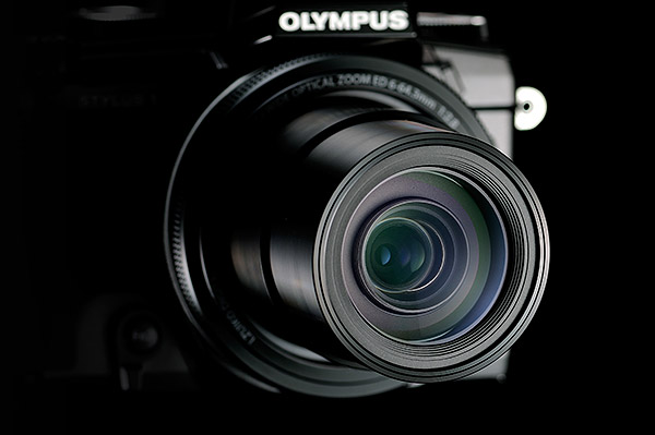 Olympus Stylus 1 Review -- Optics