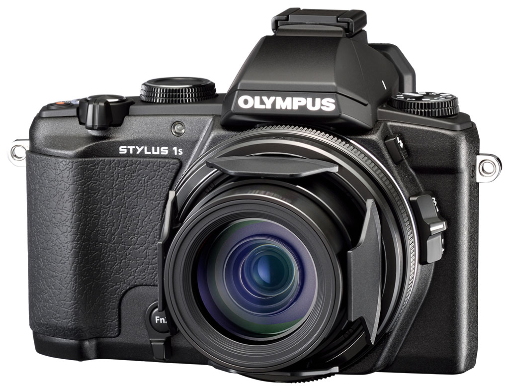 Olympus Stylus 1s Review: Preview