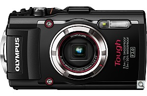 image of Olympus Tough TG-3