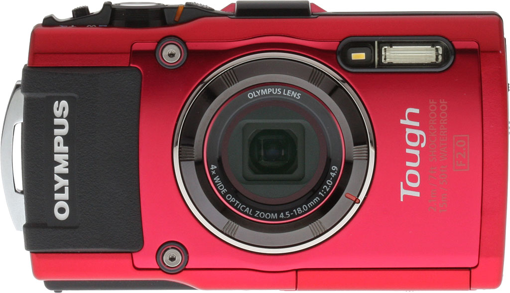 Olympus Tg 4 Review Conclusion