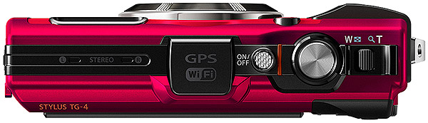 Olympus TG-4 Review -- Product Image