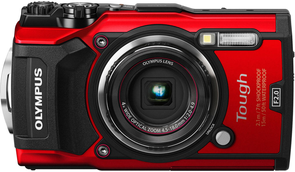 I will keep my Sony action cam, it does what I want it to do and the Olympus is a waterproof point & shoot camera.