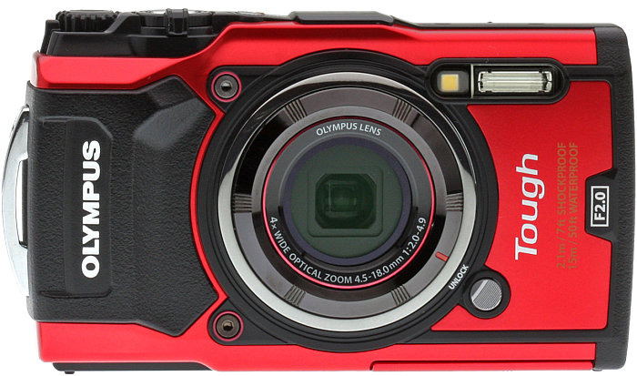 Olympus Tg 5 Review
