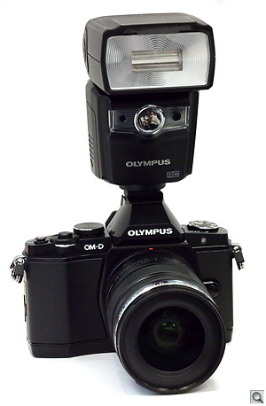 Olympus E M5 Review