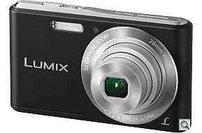 image of Panasonic Lumix DMC-F5