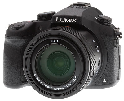Panasonic FZ1000 Review -- beauty shot