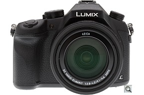 image of the Panasonic Lumix DMC-FZ1000 digital camera