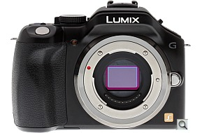 image of Panasonic Lumix DMC-G5