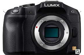 image of Panasonic Lumix DMC-G6