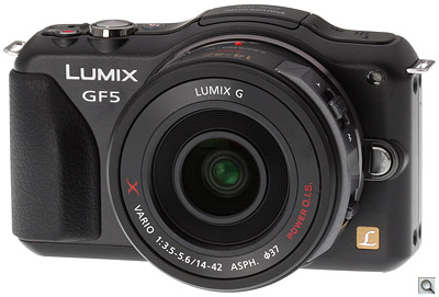 Panasonic GF5 Beauty
